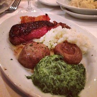 Photo taken at Ruth's Chris Steak House by Roland G. on 7/17/2013