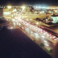 Photo taken at Millennium Hotel Doha by Aleksandrs A. on 12/2/2012
