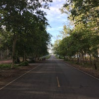 Photo taken at Maprachan Reservoir by Apple A. on 6/9/2016