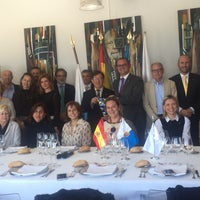 Photo taken at Rotary Club Alicante Puerto by David C. on 11/19/2015