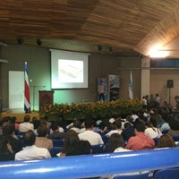 Photo taken at Ciudad de la Investigación by Pao L. on 11/16/2012