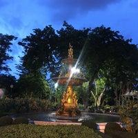 Das Foto wurde bei Saranrom Park von Maria K. am 5/30/2018 aufgenommen