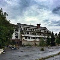 """Photo taken at Hotel """"Glück Auf"""" by milos m. on 8/23/2014"""