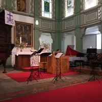 Das Foto wurde bei St. Trinitatis Kirche von milos m. am 4/23/2017 aufgenommen