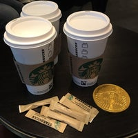 Photo taken at Starbucks by Maryam on 3/21/2017