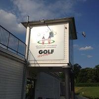 Das Foto wurde bei Golfanlage Rennbahn Frankfurt Niederrad von Timo M. am 6/11/2013 aufgenommen