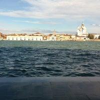 Photo taken at Generator Venice a.k.a Ostello Venezia by Camille M. on 10/29/2012