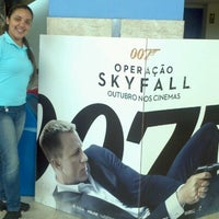 Photo taken at Moviecom Cinemas by André B. on 10/27/2012