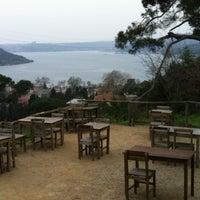 Photo taken at Çam Vadisi Cafe by İlknur 👑👒 D. on 3/29/2013