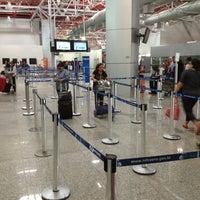 Photo taken at Aeroporto Internacional de São Luís / Marechal Cunha Machado (SLZ) by Maria S. on 9/28/2012