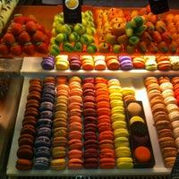 7/9/2013 tarihinde Deniz G.ziyaretçi tarafından Beyaz Fırın & Brasserie'de çekilen fotoğraf