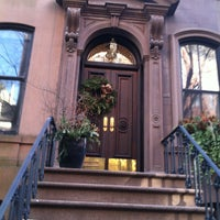 Photo taken at Carrie Bradshaw's Apartment from Sex & the City by Elizabeth on 1/20/2013