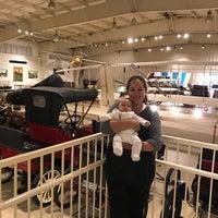 Photo taken at Owls Head Transportation Museum by Elizabeth on 9/17/2017