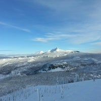 Photo taken at Hoodoo Ski Area by Weston R. on 12/29/2012