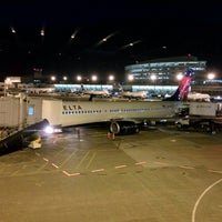 Photo taken at Gate S7 by Weston R. on 5/8/2014