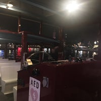 Photo taken at CityWalk Water Taxi by Sue D. on 6/4/2017