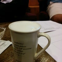 Photo taken at True Coffee by Outhai S. on 8/14/2014