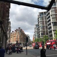 Photo taken at Knightsbridge by Yasser A. on 5/21/2017
