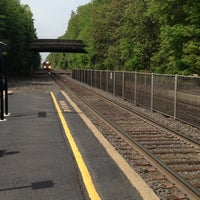 Photo taken at NJT - Fanwood Station (RVL) by Courtney M. on 5/16/2013