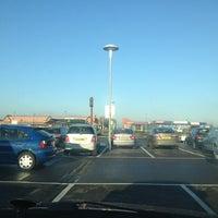 Photo taken at Tesco Petrol Station by Nivra N. on 1/15/2013