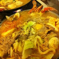 Photo taken at Boiling Point by bOn on 11/12/2012