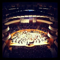 Photo taken at Renée and Henry Segerstrom Concert Hall by bOn on 9/28/2012