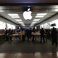 Photo taken at Apple Pacific Centre by Simone D. on 10/29/2012