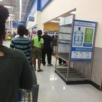 Photo taken at Walmart Supercenter by Belynda B. on 7/31/2017