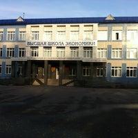 Photo taken at НИУ ВШЭ (Автозаводский корпус) by Илья Б. on 10/20/2012
