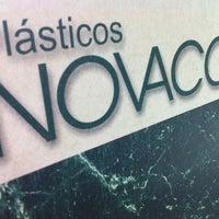 Photo taken at Plasticos Novacor by Ny D. on 5/29/2013