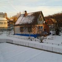 """Photo taken at Садоводческое товарищество """"Строитель-59"""" by Rustam K. on 12/30/2012"""