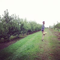Photo taken at Stepp Apple Orchard by Katie B. on 10/7/2012