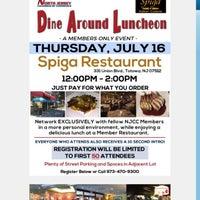 Photo taken at Spiga Restaurant by Bruce B. on 7/16/2015