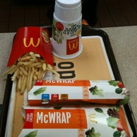 Photo taken at McDonald's by Bruce B. on 4/26/2013