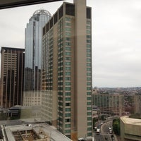 Photo taken at Hilton Boston Back Bay by Devon W. on 7/13/2013