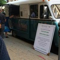 Photo taken at Denver Cupcake Truck by Amber M. on 7/24/2014