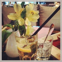 Photo taken at La Terrasse by Ольвия Г. on 5/14/2013