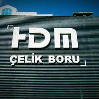 Photo taken at HDM Celik Boru San.ve Tic.A.S by Emre F. on 7/3/2013
