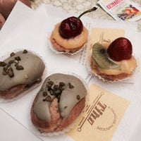 Photo taken at Pasticceria Tino by Laura T. on 6/2/2014