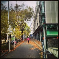 Photo taken at University Of Auckland - City Campus by Olly Z. on 4/26/2013