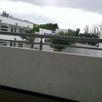 Photo taken at Universidad Nuevo Santander by Julian Alex V. on 5/21/2013