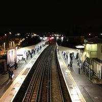 Photo taken at Staines Railway Station (SNS) by Alex G. on 11/6/2012