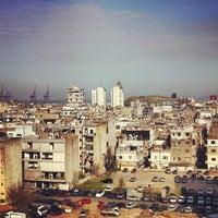 Photo taken at Bourj Hammoud by جان خ. on 1/13/2014