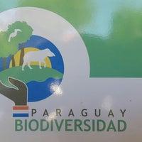 Photo taken at Paraguay BIODIVERSIDAD by Roberto A. on 12/4/2014