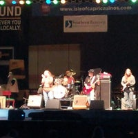 Photo taken at King Biscuit B.L.U.E.S. Festival by Lynn R. on 10/10/2013