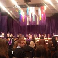 Photo taken at Alumni Hall by Nicholas C. on 6/11/2013