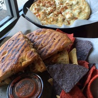 Photo taken at Camilles Sidewalk Cafe by Beth' M. on 3/28/2014