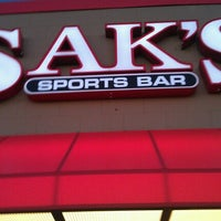 Photo Taken At Sak 39 S Sports Bar By Wayne G On