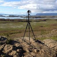 Photo taken at Breidafjordur Bay by Nadzeja D. on 8/2/2014