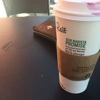 Photo taken at Starbucks by Countess Rose P. on 3/2/2017